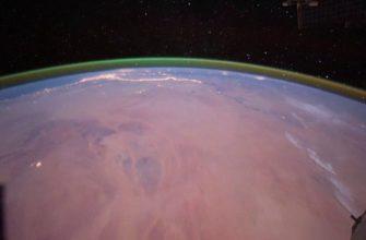 космос, марс, свечение, астрономия