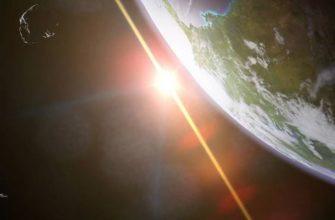 Астероид летит к Земле