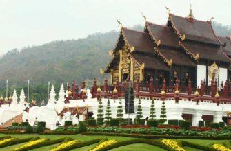 Буддийский-храм-Чиангмай
