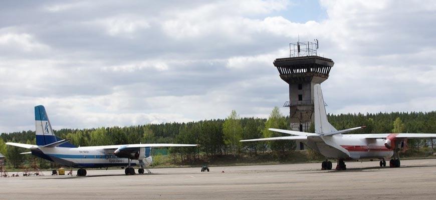аэропорт Черемшанка