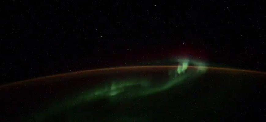 Арктика из космоса