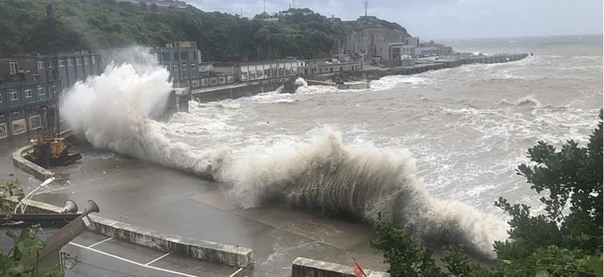 тропический шторм «Мекхала»