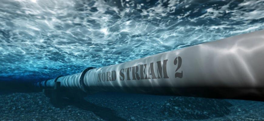 Северный поток-2 трубы