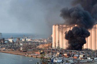 Взрыв-в-порту-Бейрута-