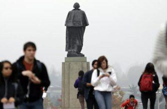 Студенты кампус Вашингтон