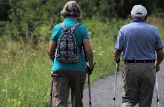 Идущие пенсионеры