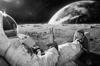 лунное дежавю NASA