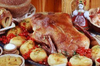 Рождественский мясоед