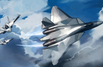 Су-57-и-F-35-в-небе-иллюстр