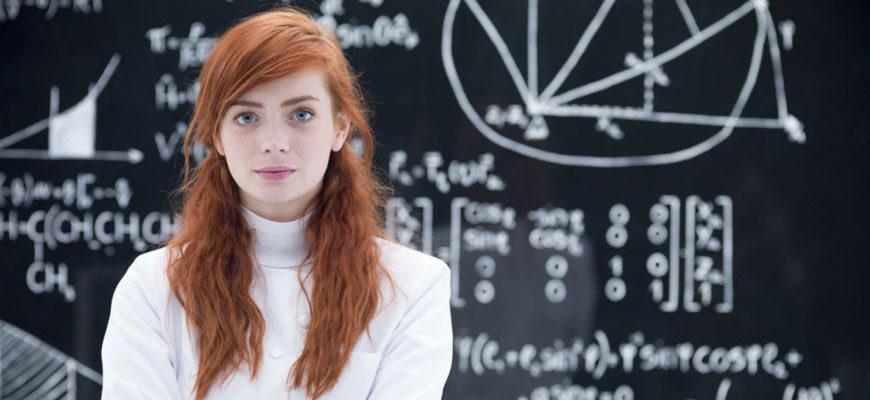 Женщины в науке
