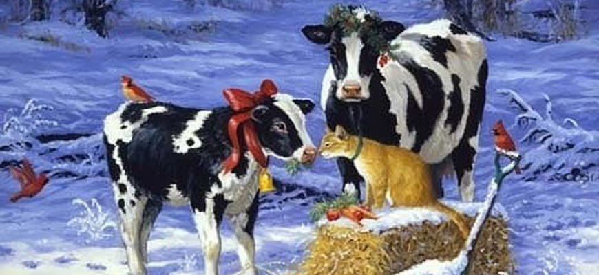 Власьев день Коровий праздник