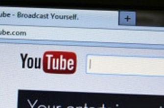 YouTube в браузере