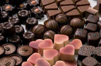 День конфет