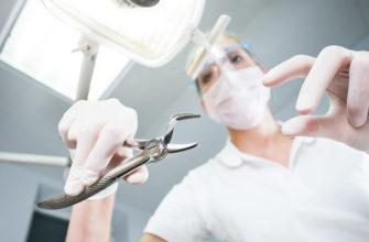 Стоматолог вид рот пациента